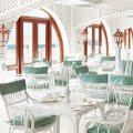 Ocean Terrace Restaurant at The Oyster Box Hotel